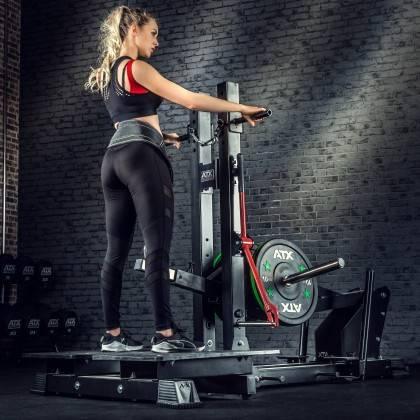 Stanowisko treningowe przysiady & dipping ATX® Belt Squat Machine,producent: ATX, zdjecie photo: 5 | klubfitness.pl | sprzęt spo