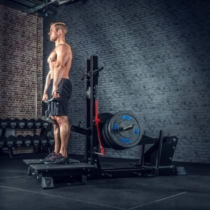 Stanowisko treningowe przysiady & dipping ATX® Belt Squat Machine,producent: ATX, zdjecie photo: 7 | klubfitness.pl | sprzęt spo
