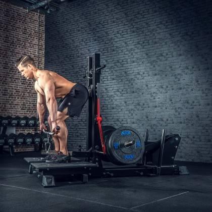 Stanowisko treningowe przysiady & dipping ATX® Belt Squat Machine,producent: ATX, zdjecie photo: 8 | klubfitness.pl | sprzęt spo