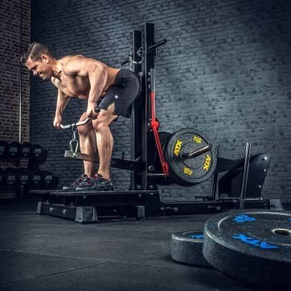 Stanowisko treningowe przysiady & dipping ATX® Belt Squat Machine,producent: ATX, zdjecie photo: 11 | klubfitness.pl | sprzęt sp