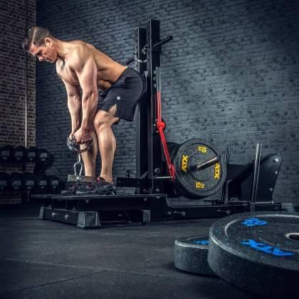 Stanowisko treningowe przysiady & dipping ATX® Belt Squat Machine,producent: ATX, zdjecie photo: 13 | klubfitness.pl | sprzęt sp