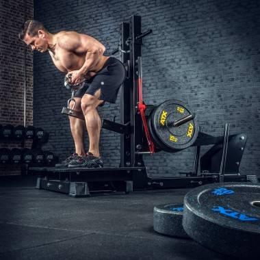 Stanowisko treningowe przysiady & dipping ATX® Belt Squat Machine,producent: ATX, zdjecie photo: 14