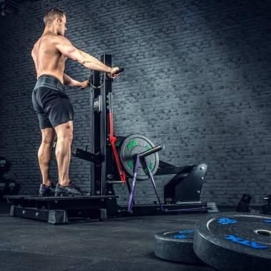 Stanowisko treningowe przysiady & dipping ATX® Belt Squat Machine,producent: ATX, zdjecie photo: 16