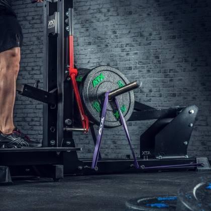 Stanowisko treningowe przysiady & dipping ATX® Belt Squat Machine,producent: ATX, zdjecie photo: 17 | klubfitness.pl | sprzęt sp
