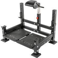 Platforma do treningu ze stangą ATX® Barbell Row Rack | stacja personalna,producent: ATX, zdjecie photo: 1
