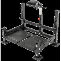 Platforma do treningu ze stangą ATX® Barbell Row Rack | stacja personalna,producent: ATX, zdjecie photo: 1 | klubfitness.pl | sp