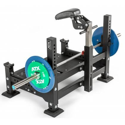 Platforma do treningu ze stangą ATX® Barbell Row Rack | stacja personalna,producent: ATX, zdjecie photo: 12 | klubfitness.pl | s