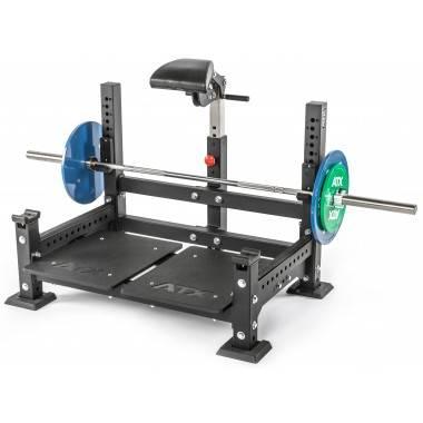 Platforma do treningu ze stangą ATX® Barbell Row Rack   stacja personalna,producent: ATX, zdjecie photo: 4