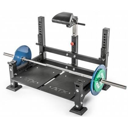 Platforma do treningu ze stangą ATX® Barbell Row Rack | stacja personalna,producent: ATX, zdjecie photo: 14 | klubfitness.pl | s