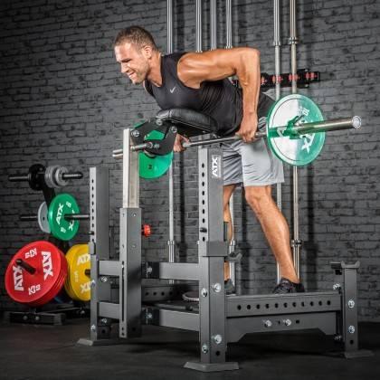 Platforma do treningu ze stangą ATX® Barbell Row Rack | stacja personalna,producent: ATX, zdjecie photo: 3 | klubfitness.pl | sp
