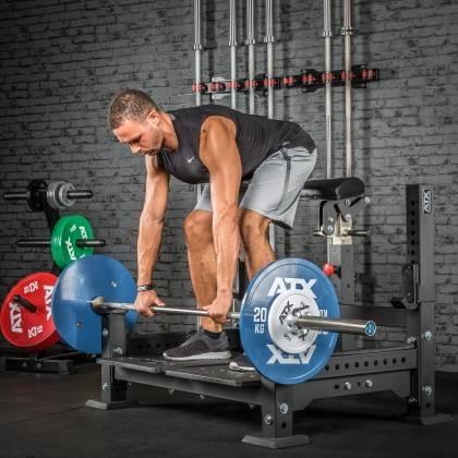 Platforma do treningu ze stangą ATX® Barbell Row Rack | stacja personalna,producent: ATX, zdjecie photo: 4 | klubfitness.pl | sp