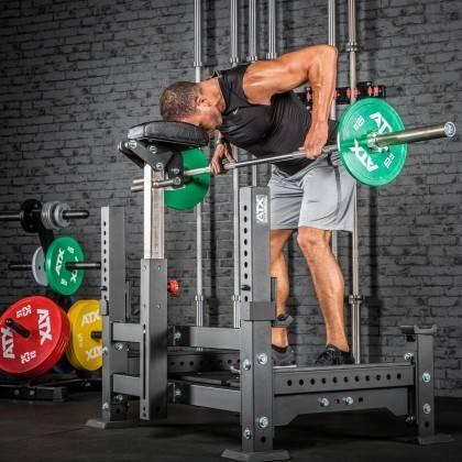 Platforma do treningu ze stangą ATX® Barbell Row Rack | stacja personalna,producent: ATX, zdjecie photo: 5 | klubfitness.pl | sp
