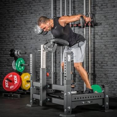 Platforma do treningu ze stangą ATX® Barbell Row Rack   stacja personalna,producent: ATX, zdjecie photo: 8