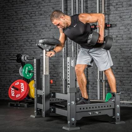Platforma do treningu ze stangą ATX® Barbell Row Rack | stacja personalna,producent: ATX, zdjecie photo: 10 | klubfitness.pl | s