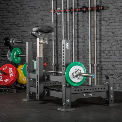 Platforma do treningu ze stangą ATX® Barbell Row Rack | stacja personalna,producent: ATX, zdjecie photo: 11 | klubfitness.pl | s