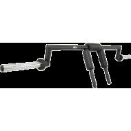 Gryf olimpijski do przysiadów ATX® LH-SSB Safety Squat | 220cm,producent: ATX, zdjecie photo: 15 | online shop klubfitness.pl |