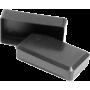 Zaślepka nakładana prostokątna 40x20mm | czarna NONAME - 1 | klubfitness.pl | sprzęt sportowy sport equipment