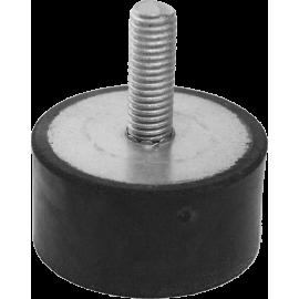 Odbój gumowy Ø40mm ze śrubą M8x20 NONAME - 1 | klubfitness.pl