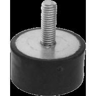 Odbój gumowy Ø40mm ze śrubą M8x20,producent: NONAME, zdjecie photo: 1
