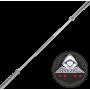 Gryf olimpijski prosty 220cm Ironghost PGO-70 | Bar Bushing IRONGHOST - 1 | klubfitness.pl | sprzęt sportowy sport equipment