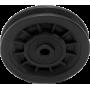 Krążek linowy na łożysku bloczek do atlasu wyciągu Ø95mm NONAME - 1 | klubfitness.pl | sprzęt sportowy sport equipment