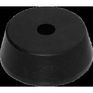Gumowy odbój   średnica podstawy Ø62/Ø56mm   wysokość 20mm,producent: NONAME, zdjecie photo: 1