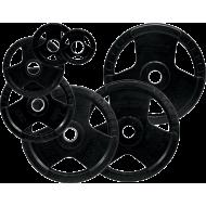 Obciążenie gumowane olimpijskie Stayer Sport NRB | waga: 1.25kg ÷ 25kg,producent: Stayer Sport, zdjecie photo: 1