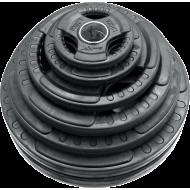 Obciążenie gumowane olimpijskie Stayer Sport NRB | waga: 1.25kg ÷ 25kg Stayer Sport - 3 | klubfitness.pl