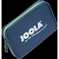 Pokrowiec na rakietki tenisa stołowego Joola Focus | navy-green,producent: Joola, zdjecie photo: 1