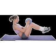 Piłka gimnastyczna aerobik pilates Insportline ø25cm   niebieska,producent: Insportline, zdjecie photo: 4