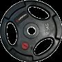 Obciążenie gumowane Insportline 7,5kg | 30,5mm | czarne,producent: Insportline, zdjecie photo: 1 | klubfitness.pl | sprzęt sport