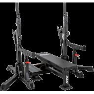 Ławka pod sztangę ATX® Competition Combo Rack | zawodnicza olimpijska,producent: Barbarian-Line, zdjecie photo: 1