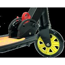 Hulajnoga wyczynowa składana Jdbug Air Surfer MS180 | yellow JD-BUG - 5 | klubfitness.pl
