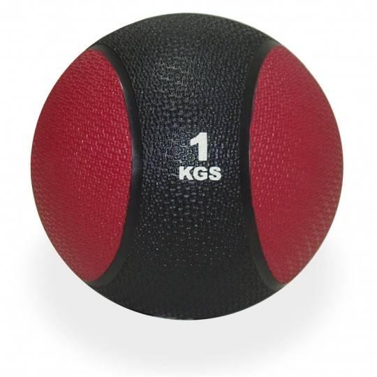 Piłka lekarska STAYER SPORT 1 kg guma syntetyczna,producent: STAYER SPORT, photo: 1