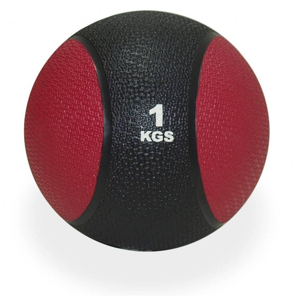Piłka lekarska gumowa STAYER SPORT 1kg,producent: Stayer Sport, zdjecie photo: 1 | online shop klubfitness.pl | sprzęt sportowy