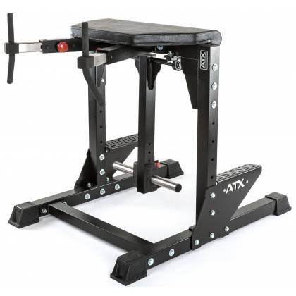 Stanowisko grzbiet & pośladki ATX® RHE-II | Reverse Hyper Extension II | na wolne obciążenia ATX® - 1 | klubfitness.pl