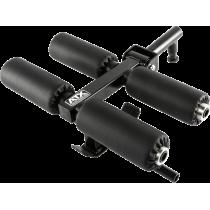 Podpory rolkowe ATX® RHE-II-ROSU | Reverse Hyper Extension II ATX® - 1 | klubfitness.pl