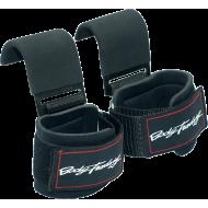 Haki do podciągania podnoszenia Bodytrading GR121 Pro | zapinane na nadgarstku,producent: Body Trading, zdjecie photo: 1