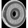 Obciążenie żeliwne chromowane Allright 1,25kg | 31mm,producent: ALLRIGHT, zdjecie photo: 1 | klubfitness.pl | sprzęt sportowy sp