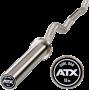 Gryf olimpijski ATX® SZ-50-ATX-PRO 135cm łamany ATX® - 1 | klubfitness.pl