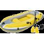 Ponton z wiosłami Bestway Hydro-Force Raft 61068 | 255x127cm Bestway - 1 | klubfitness.pl