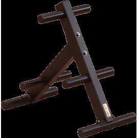Stojak na obciążenia olimpijskie Body-Solid OWT24 | 6 uchwytów,producent: Body-Solid, zdjecie photo: 1 | klubfitness.pl | sprzęt