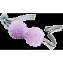 Roller podwójny do masażu wielopunktowego Sveltus 0475 | Ø7x13cm Sveltus - 1 | klubfitness.pl | sprzęt sportowy sport equipment