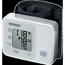 Ciśnieniomierz nadgarstkowy Omron RS1 | HEM-6120-E,producent: OMRON, zdjecie photo: 1 | klubfitness.pl | sprzęt sportowy sport e