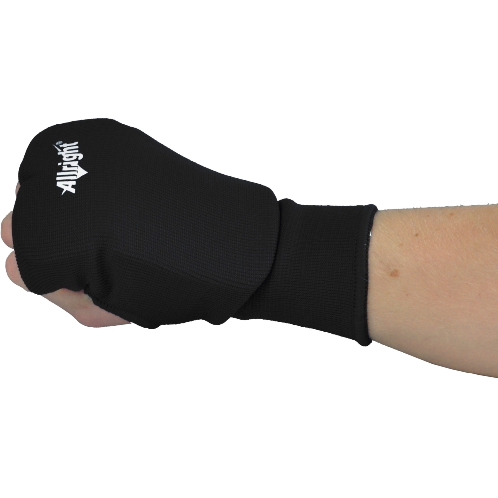 Napięstnik elastyczny Allright | czarny ALLRIGHT - 1 | klubfitness.pl | sprzęt sportowy sport equipment