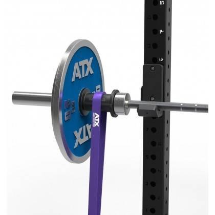 Adapter dystansowy taśm oporowych ATX® R-BAN-GU-50-120 | na gryf ATX® - 4 | klubfitness.pl