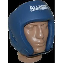 Kask bokserski meczowy Allright 3117 | niebieski | rozmiar senior ALLRIGHT - 1 | klubfitness.pl | sprzęt sportowy sport equipmen