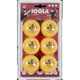 Piłeczki do tenisa stołowego Joola Rossi 40+ *** | opakowanie 6szt | orange,producent: Joola, zdjecie photo: 1 | klubfitness.pl