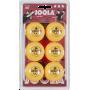 Piłeczki do tenisa stołowego Joola Rossi 40+ *** | opakowanie 6szt | orange Joola - 1 | klubfitness.pl