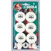 Piłeczki do tenisa stołowego Joola Rossi 40+ * | opakowanie 6szt | white Joola - 2 | klubfitness.pl